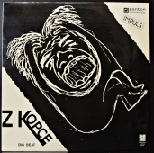 Z Kopce ‎- Big Beat  81 0876-1311