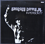 Sammy Davis Jr. - In Person'77  PL 70691