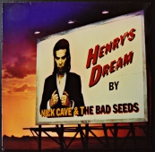Nick Cave & The Bad Seeds ‎- Henry's Dream  INT 146.878, STUMM 92