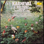 Jean Martinon, Pierre Fournier, Karl Böhm, Alfons & Aloys Kontarsky ‎- Carnival Of The Animals / Concerto No. 1 For Cello & Orchestra  2535 491