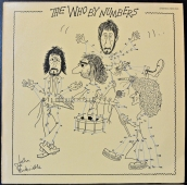 The Who - The Who By Numbers  2480 309