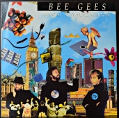 Bee Gees - High Civilization  50 109-1, 7599-26530-1, WX 417