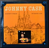 Johnny Cash ‎- Koncert V Praze (In Prague Live)  1113 3278