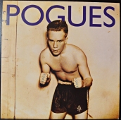 The Pogues - Peace And Love  246 086-1
