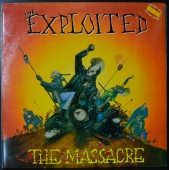 The Exploited - The Massacre  21 0053-1 311