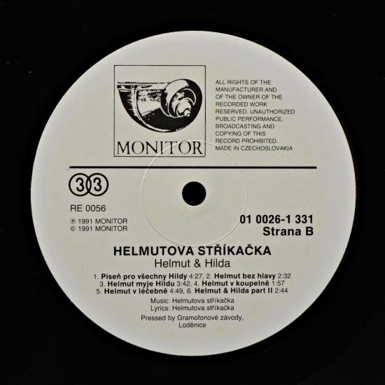 Helmutova Stříkačka - Hell Mute!