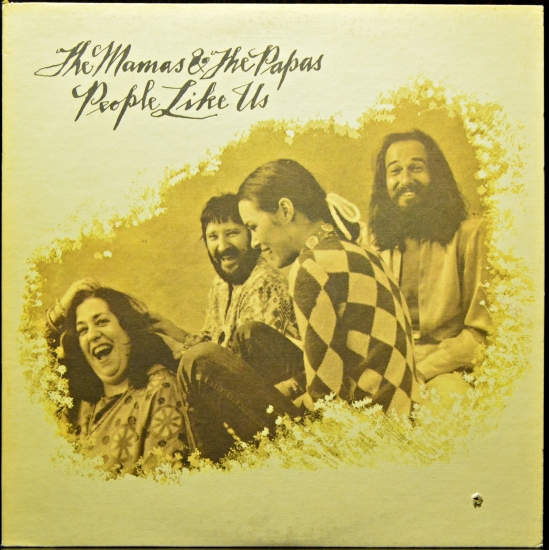 The Mamas Amp The Papas People Like Us Dsx 50106 Lp Album