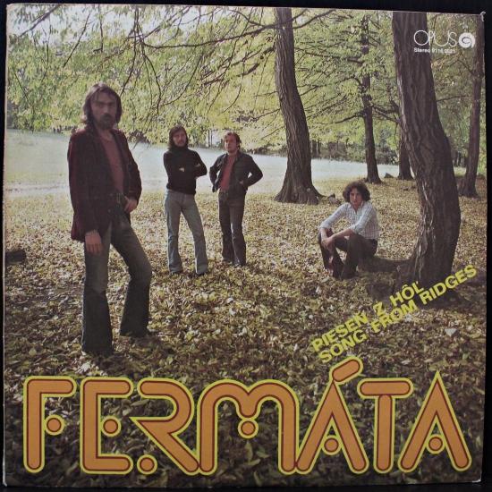 Fermáta Fermáta - Pieseň Z Hôľ