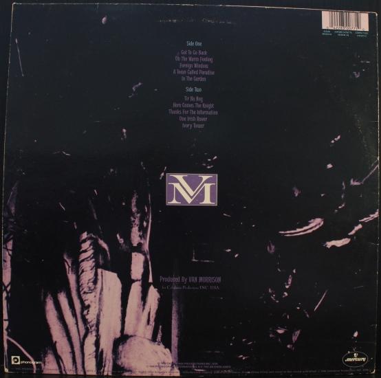 Van Morrison No Guru No Method No Teacher Merh 94