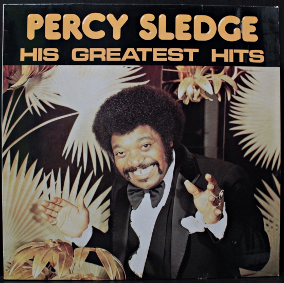 Percy Sledge His Greatest Hits 220 07 076 Lp