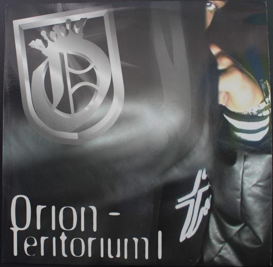 Orion Teritorium 1 Tt 010 1 2 Lp Album Black Vinyl