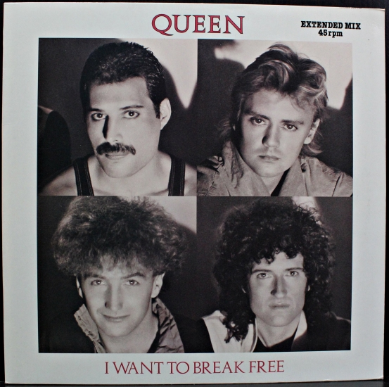 Queen I Want To Break Free Гјbersetzung