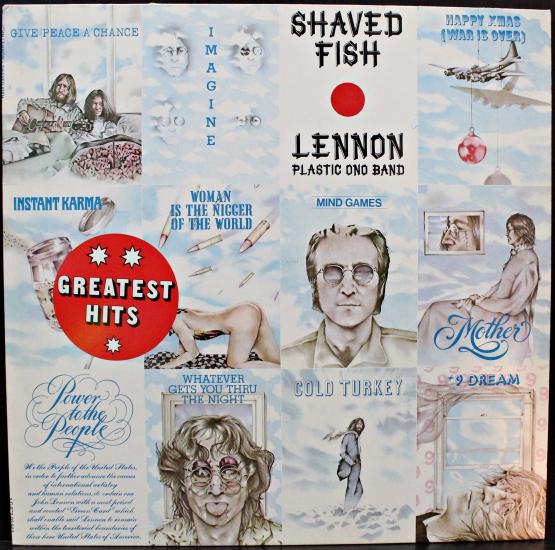 John Lennon/Plastic Ono Band - Wikipedia