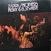 Zappa / Mothers - Roxy & Elsewhere 2DS 2202