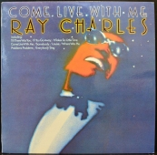 Ray Charles ‎- Come Live With Me  SHA-U 145