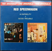 REO Speedwagon ‎- Hi Infidelity + Good Trouble EPC 465218 1
