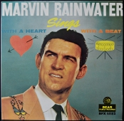 Marvin Rainwater ‎- With A Heart, With A Beat BFX 15132