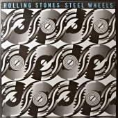 The Rolling Stones - Steel Wheels  CBS 465752-1