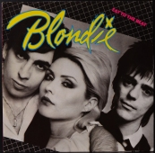 Blondie ‎- Eat To The Beat 6307 661