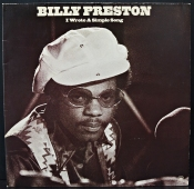Billy Preston ‎- I Wrote A Simple Song  85 811 IT