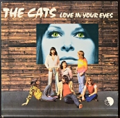 The Cats ‎- Love In Your Eyes 1C 062-25 100