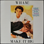 Wham! ‎- Make It Big EPC 86311
