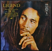 Bob Marley And The Wailers ‎- Legend (The Best Of Bob Marley And The Wailers) 206 285