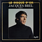 Jacques Brel ‎- Le Disque D'Or (Volume 2)  90 378
