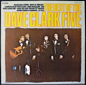 The Dave Clark Five ‎- The Best Of The Dave Clark Five  048-EMD-50 737