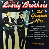 The Everly Brothers ‎– 23 Greatest Hits 