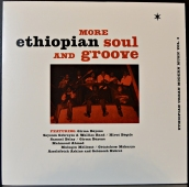 VA - More Ethiopian Soul And Groove - Ethiopian Urban Modern Music Vol. 3  HS096VL