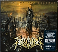 Revocation ‎- Empire Of The Obscene  3984-15430-2