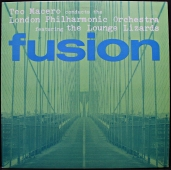 Teo Macero Conducts London Philharmonic Orchestra, The Featuring The Lounge Lizards - Fusion  JP 2015