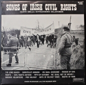Owen McDonagh And The Bogside Men - Songs Of Irish Civil Rights - Canti Della Rivoluzione Irlandese  SM 3517
