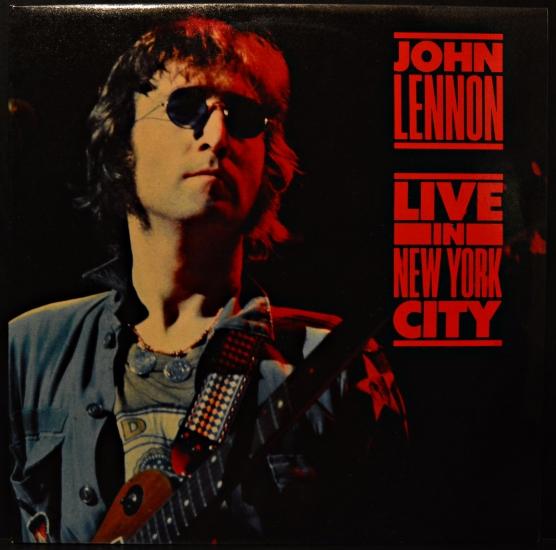 John Lennon Live In New York City 1113 4407 Lp Live