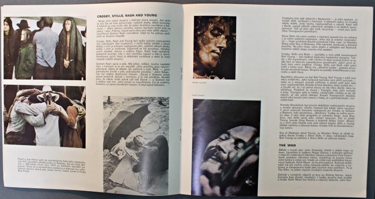 Va Woodstock 1 13 1338 40 3 Lp Album Box Set Black