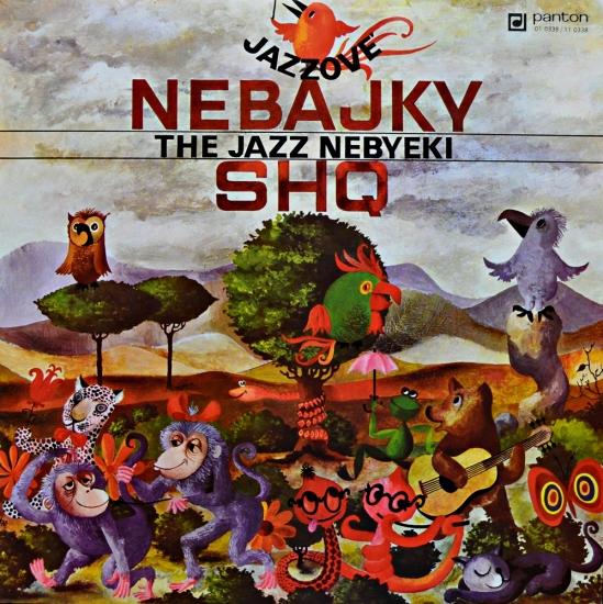 Shq Jazzov 233 Nebajky The Jazz Nebyeki Jazz Non Fables